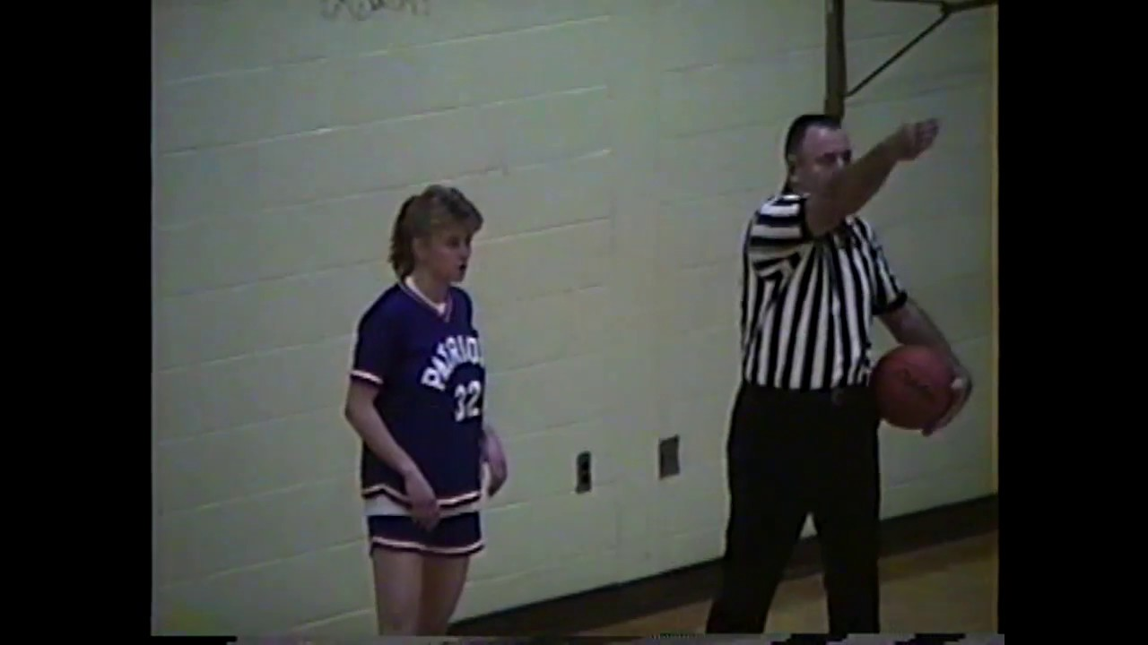 NCCS - AuSable Valley Girls  1-18-90