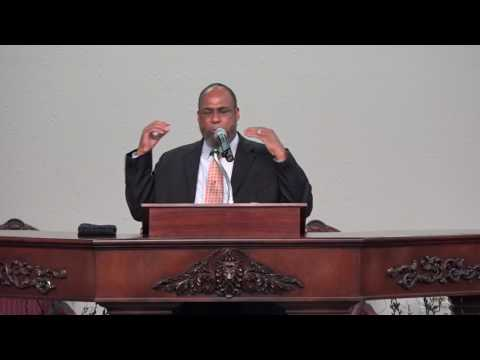 Bishop William Hudson- It's All About The Power