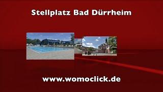Wohnmobil - Stellplatz Bad Dürrheim / womoclick.de