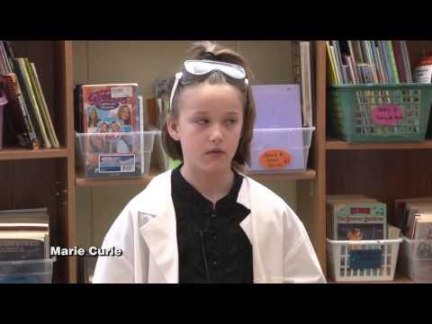Mrs.Fetter's 3rd Grade Class Wax Museum Owen Marsh Elementary School