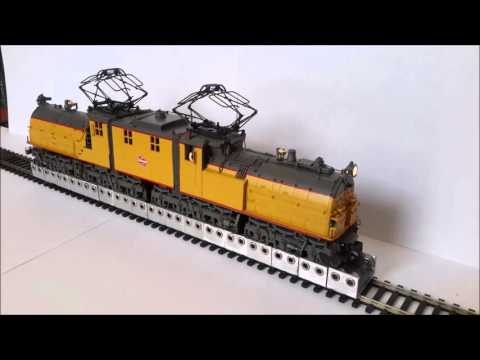 MTH Sarı Pantograf Proses Model Train Accessories