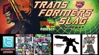 Transformers Turtler / Gulf manga teases SUPER MEGATRON toy!?