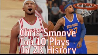 Gambar cover Chris Smoove Top 10 Plays In 2K History