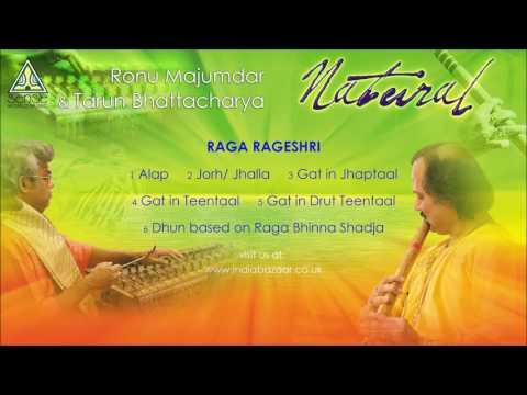 Natural: Ronu Majumdar & Tarun Bhattacharya: Raga Rageshri | Live at Saptak Festival