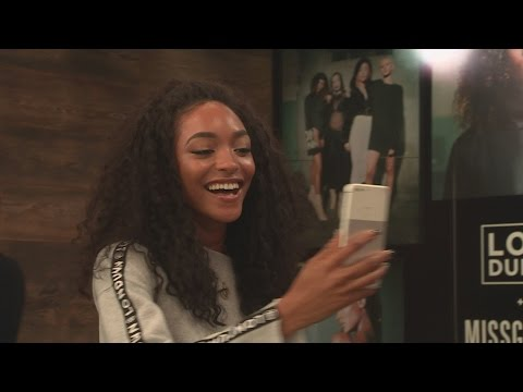 Jourdan Dunn on her new Missguided range and dealing with negative press