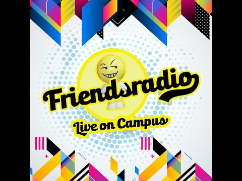 Friends Radio Live On Campus STIBA IEC