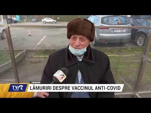 Pro Sau Contra Vaccinului Anti- COVID #StiriRegionale @TVR Timişoara