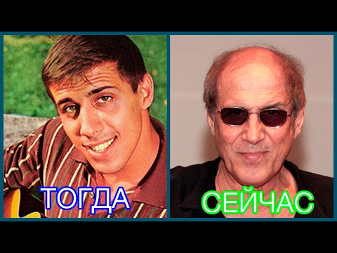 Как менялся АДРИАНО ЧЕЛЕНТАНО (Adriano Celentano)|Тогда и сейчас