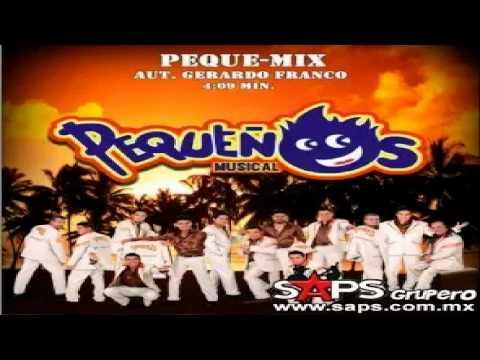 Peque Mix (voy a danzar, regresando, niña linda) - Banda Pequeños Musical