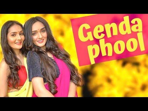 Genda Phool   Sharma Sisters   Tanya Sharma   Kritika Sharma   Badshah   Jacqueline Fernandez