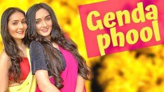 Genda-Phool-Sharma-Sisters-Tanya-Sharma-Kritika-Sharma-Badshah-Jacqueline-Fernandez
