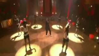 Michael Jackson Tribute Omarion Dancing with the stars