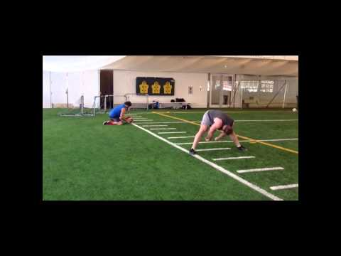 Mike Benson LS/LB Field Goals