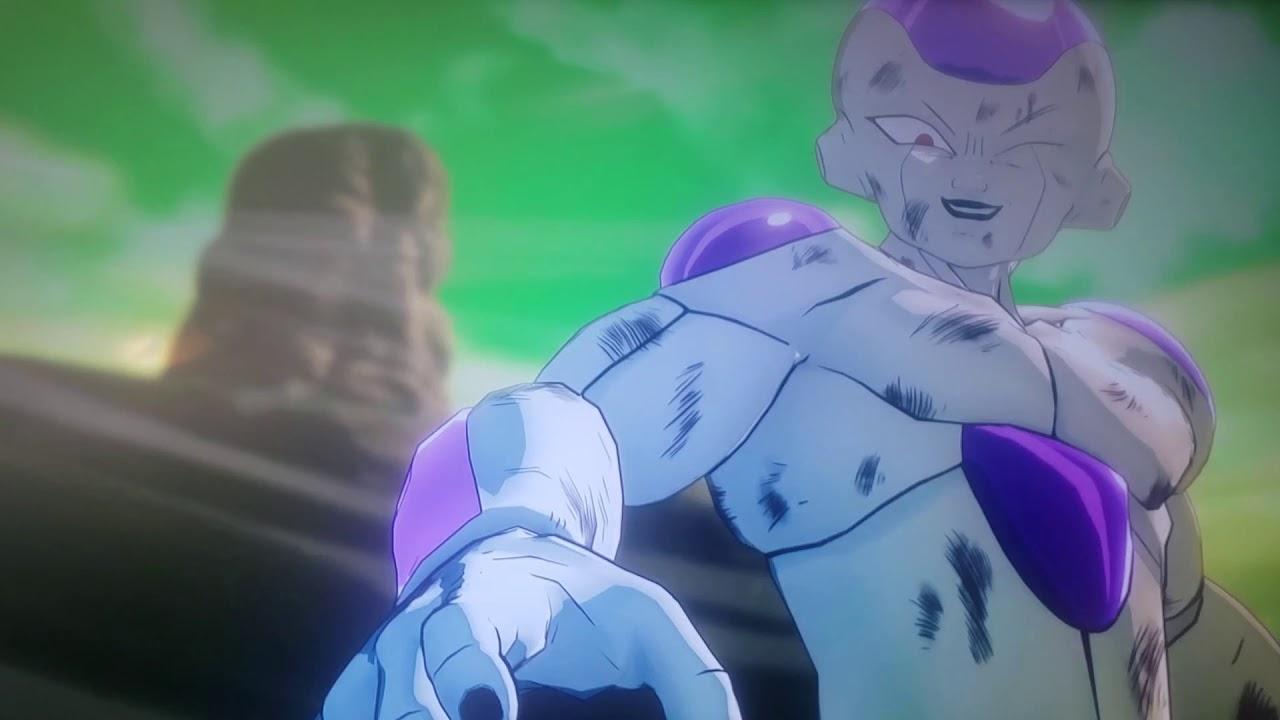 Dragon Ball Kakarot *TRANSFORMACION DE GOKU*