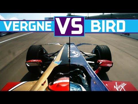 Vergne Vs Bird - Battle For The Title | ABB FIA Formula E Championship