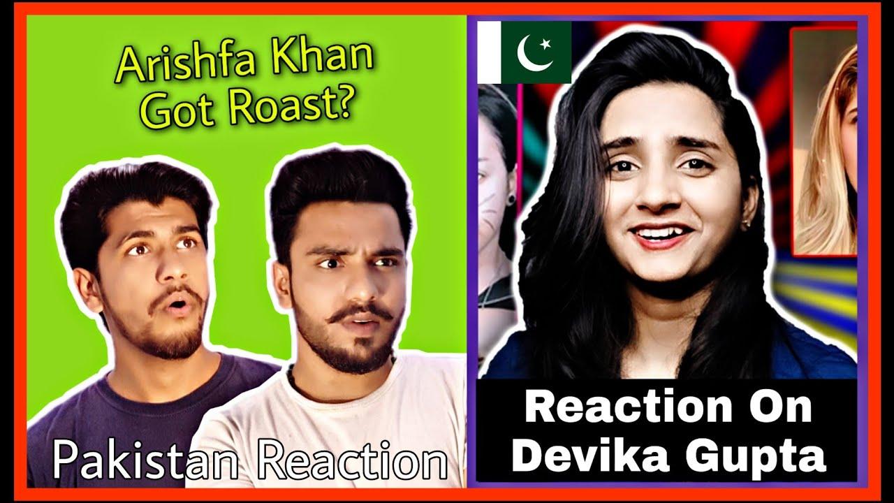 INSTAGRAM REELS AND TRENDS ARE GONE TOO FAR | DEVIKA GUPTA | Pakistan Reaction | Hashmi Reaction