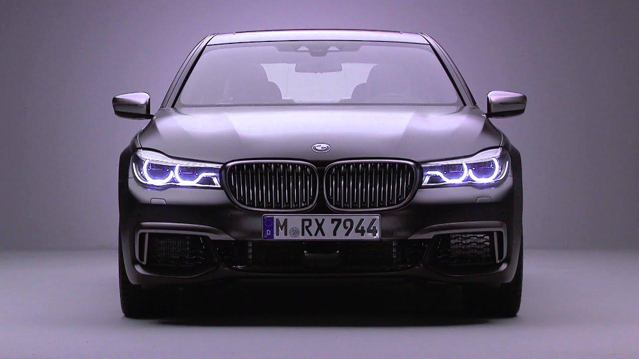 BMW M760i XDrive V12 Exterior