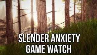Slender Anxiety (Free PC Horror Game): FreePCGamers Game Watch