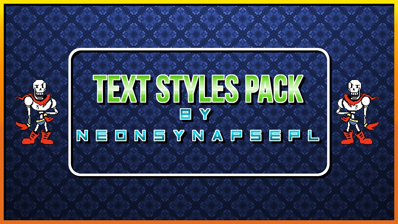 Download ★FREE TEXT LAYERS PACK FOR GIMP + TUTORIAL★ - YouTube