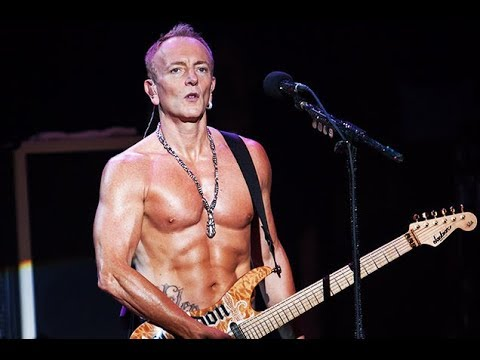 Cry of the wolf interview with Phil collen of Def Leppard