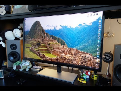 AOC Q3279VWFD8 review - 31 5in 1440p 75Hz IPS monitor - By TotallydubbedHD