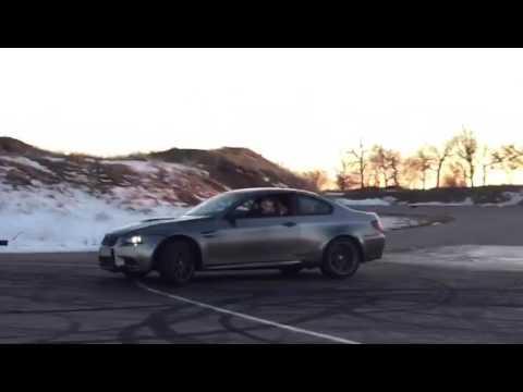 Bmw M3 E92 Drift Youtube