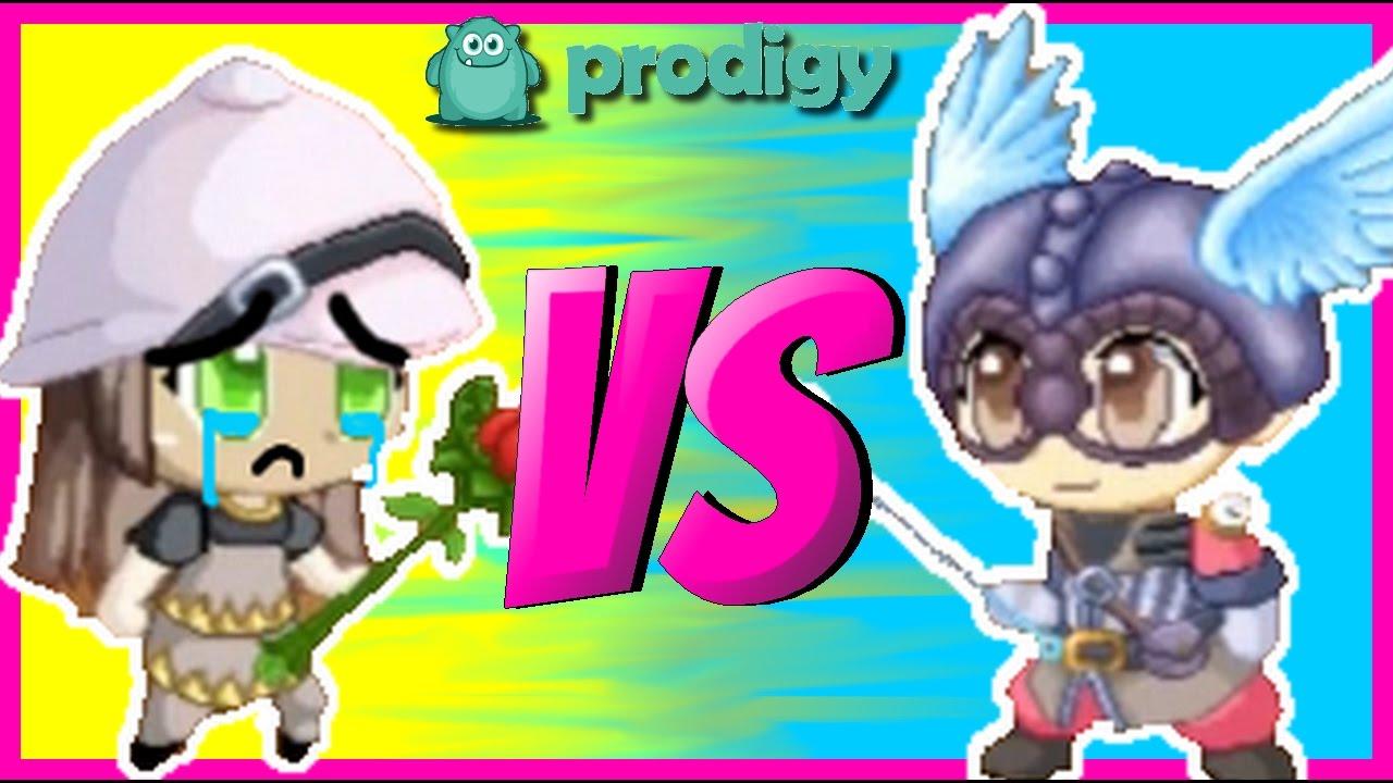 Prodigy Math Game Pvp Youtube