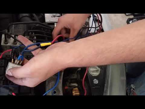 Lincoln Ls Electric Fan Wiring.