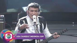 PERTAMA KALI DITAYANGKAN!! 'Akhlak' Lagu Baru Rhoma Irama & Soneta Grup  Di Panggung LIDA 2019