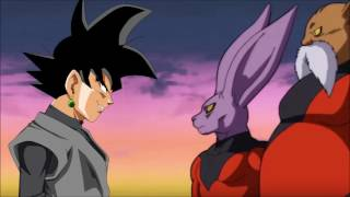 Pride troopers vs goku black discussion