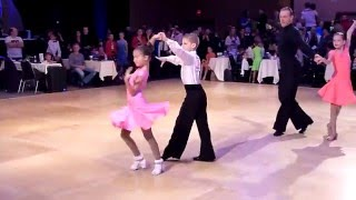 Indiana Challenge DanceSport Competition 2016, championship