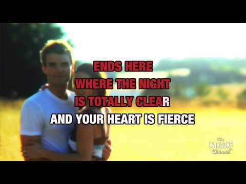 Steer in the style of Missy Higgins | Karaoke with Lyrics