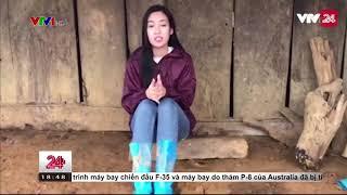 CHIA SẺ CỦA HOA HẬU ĐỖ MỸ LINH KHI BỊ MẮC KẸT Ở VÙNG LŨ - Tin Tức VTV24