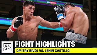 HIGHLIGHTS | Dmitry Bivol vs. Lenin Castillo
