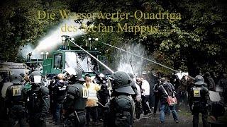 Quadriga S/M - Die Wasserwerfer des Telefonverkäufers aus Pforzheim