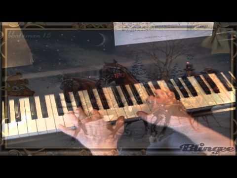 Sleigh Ride - Piano