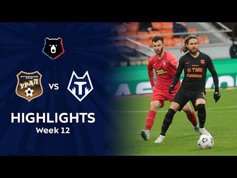 Ural FC Tambov Goals And Highlights