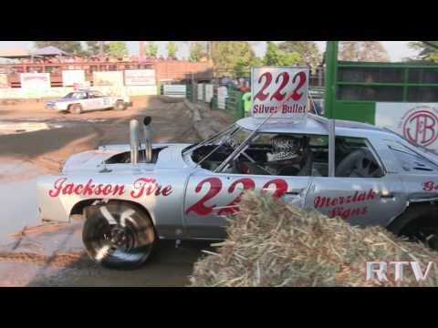 Destruction Derby Amador Fair 2016