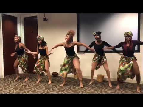 Black History Month Celebration African Dance