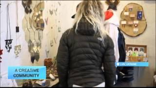A New Creative Class: Artists Seek To Establish Local Scene In Western Ukrainian City Of Lviv