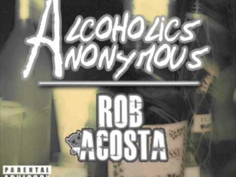 AA (Alcoholics Anonymous) by Rob Acosta