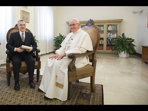 AT Columnist Francesco Sisci talks on his historic interview with Pope Francis