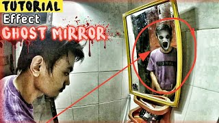 TUTORIAL effect GHOST MIRROR | KINEMASTER