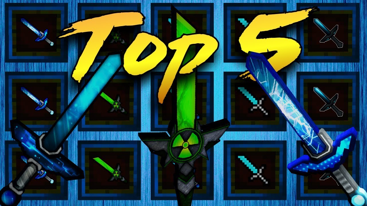 Download TOP 12 PvP Texture Packs for Bed Wars / Sky Wars / UHC