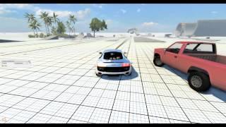 Основы управления в игре Beam NG Drive