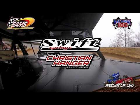 #92 Rodney Martin - NLMSCS - National 100 - 1-27-19 East Alabama Motor Speedway