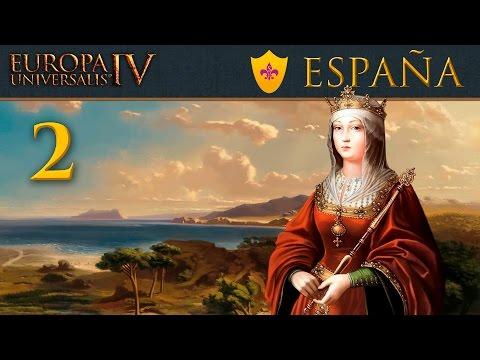 Europa Universalis IV | España #2 | La Gran Boda