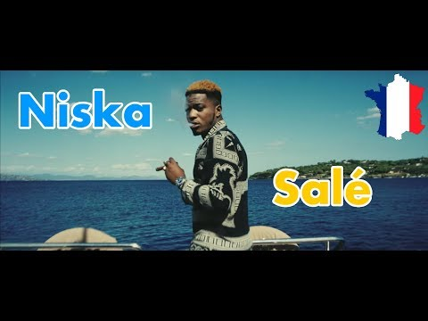 GERMAN REACTS TO FRENCH RAP: Niska - Salé | cut edition