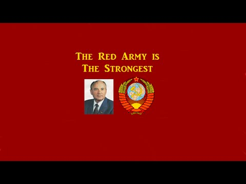 Red Army is The Strongest Rare Instrumental