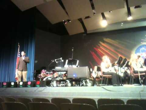 Musical Tribute for Space Shuttle Program (Westbrook Intermediate School Band) at JSC (5 of 6)